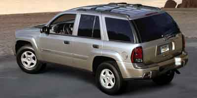 2003 Chevrolet TrailBlazer LS, 26859D, Photo 1