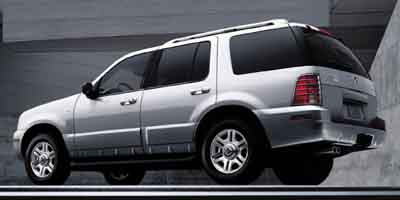 2003 Mercury Mountaineer , 19115A, Photo 1