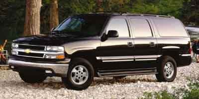 2004 Chevrolet Suburban LT, 201001B, Photo 1
