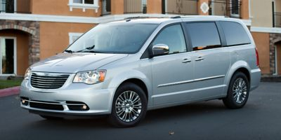 2016 Chrysler Town & Country Touring-L Anniversary Edition, 19377, Photo 1