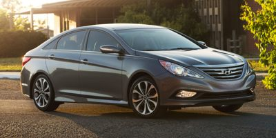 2014 Hyundai Sonata 4-door Sedan 2.4L Auto GLS, EH929664, Photo 1