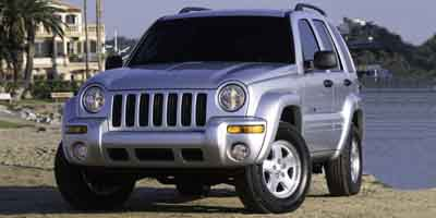 2003 Jeep Liberty Limited, 19313B, Photo 1