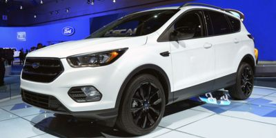 2017 Ford Escape SE FWD, W6817ES, Photo 1