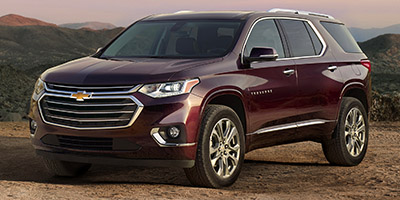 2018 Chevrolet Traverse LT Leather, 20877, Photo 1