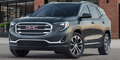 2018 Gmc Terrain AWD 4-door SLE, JL355019, Photo 1