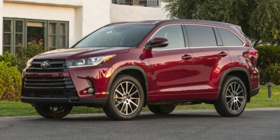 2018 Toyota Highlander LE V6 AWD, JS876145, Photo 1
