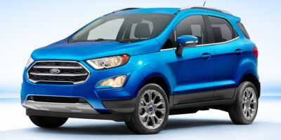 2018 Ford EcoSport S FWD, 18T148, Photo 1