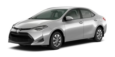 2019 Toyota Corolla LE CVT, 00300557, Photo 1