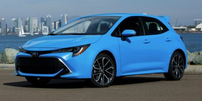 2019 Toyota Corolla Hatchback SE CVT, 00300841, Photo 1