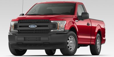 2019 Ford F-150 XL, KKC65802, Photo 1