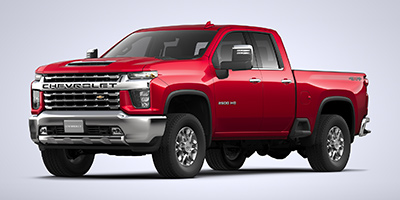 2020 Chevrolet Silverado 2500HD Work Truck, 20C757, Photo 1