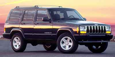 2001 Jeep Cherokee Sport, 19498B, Photo 1