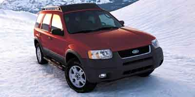 2004 Ford Escape Limited, 191200A, Photo 1