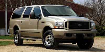 2004 Ford Excursion , 27841A, Photo 1