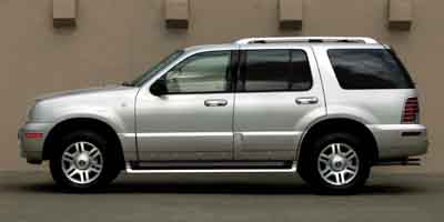 2004 Mercury Mountaineer , 26342B, Photo 1