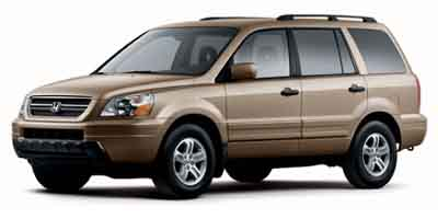 2004 Honda Pilot EX, 191380A, Photo 1
