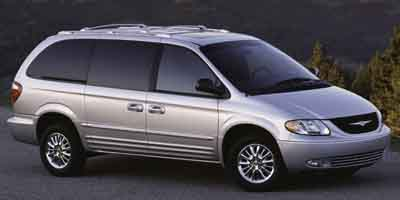 2003 Chrysler Town & Country Limited, 20653B, Photo 1