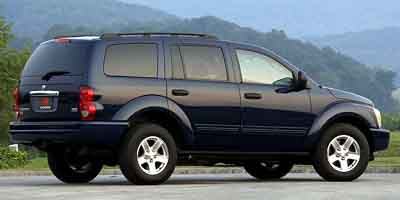 2004 Dodge Durango 4-door ST, 76066B, Photo 1