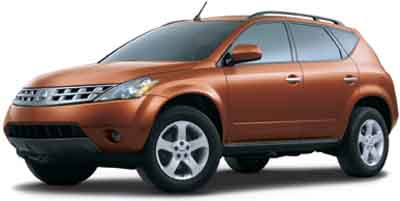 2004 Nissan Murano SL, 172067B, Photo 1