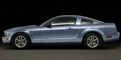 2007 Ford Mustang , 54169A, Photo 1