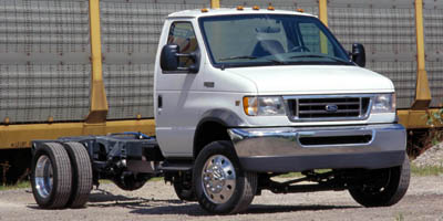2005 Ford Econoline Commercial Cutaway , 181643, Photo 1