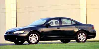 2000 Pontiac Grand Prix GT, 28757D, Photo 1