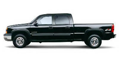 2005 Chevrolet Silverado 2500HD LT, C11875B, Photo 1