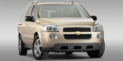 2005 Chevrolet Uplander LT, W45A, Photo 1