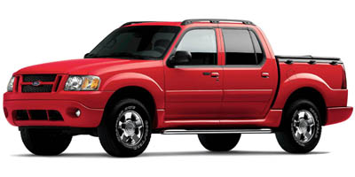 2005 Ford Explorer Sport Trac , CP1589A, Photo 1