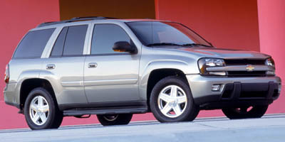 2005 Chevrolet TrailBlazer LS, N1913B, Photo 1