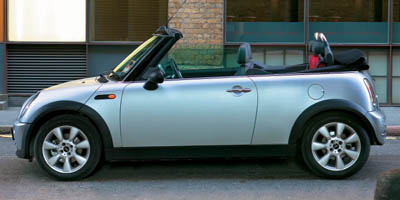 2005 MINI Cooper Convertible 2dr Convertible, 19285A, Photo 1