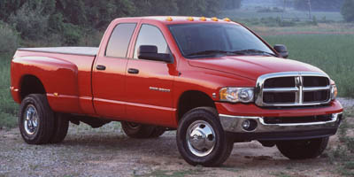 2005 Dodge Ram 3500 SLT, 17846B, Photo 1