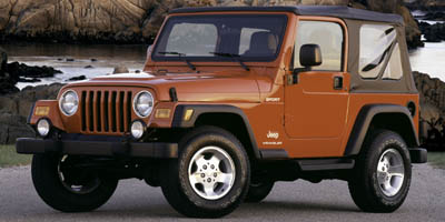 2006 Jeep Wrangler Sport, 27053B, Photo 1