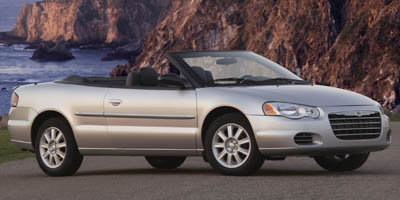 2005 Chrysler Sebring Conv 2-door GTC, 39739, Photo 1