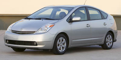 2005 Toyota Prius Hatchback 5dr HB (Natl), 8638, Photo 1