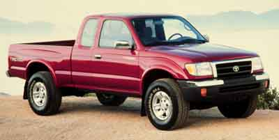 2000 Toyota Tacoma XtraCab Manual 4WD, 181775C, Photo 1