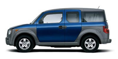 2005 Honda Element EX, 19868, Photo 1