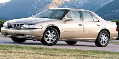 2001 Cadillac Seville Touring STS, 29425A, Photo 1