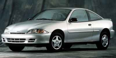 2002 Chevrolet Cavalier 2dr Cpe, 26415A, Photo 1