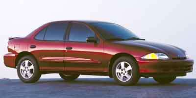 2001 Chevrolet Cavalier 4dr Sdn, 19606B, Photo 1