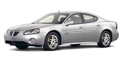 2005 Pontiac Grand Prix GTP, H55509B, Photo 1