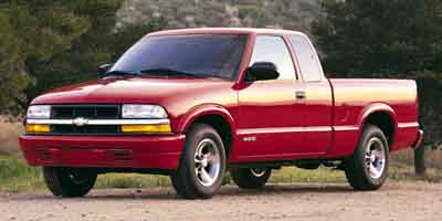 "2001 Chevrolet S-10 Ext Cab 123"" WB, 181386A, Photo 1"