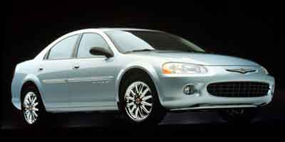 2002 Chrysler Sebring LX, P2234, Photo 1