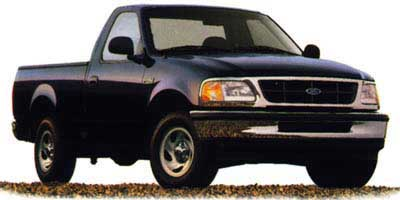 1997 Ford F-150 , 27398A, Photo 1