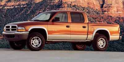 2001 Dodge Dakota , 171640C, Photo 1