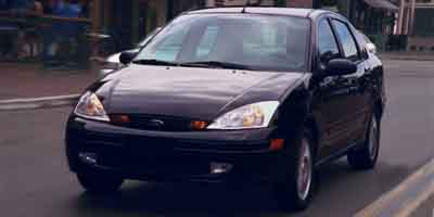 2001 Ford Focus SE, H55717B, Photo 1