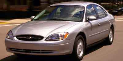 2001 Ford Taurus SES, 26575A, Photo 1
