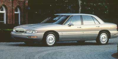 1998 Buick LeSabre Limited, 20705B, Photo 1