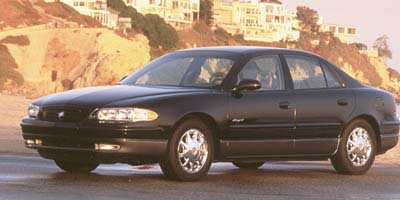 1998 Buick Regal 4dr Sdn GS, 26641A, Photo 1