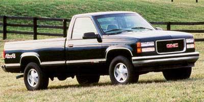 1998 Gmc Sierra 2500 Hd Reg Cab 131 5